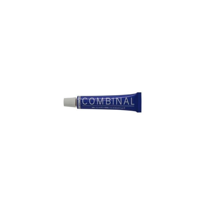 Tube teinture de cils bleu COMBINAL
