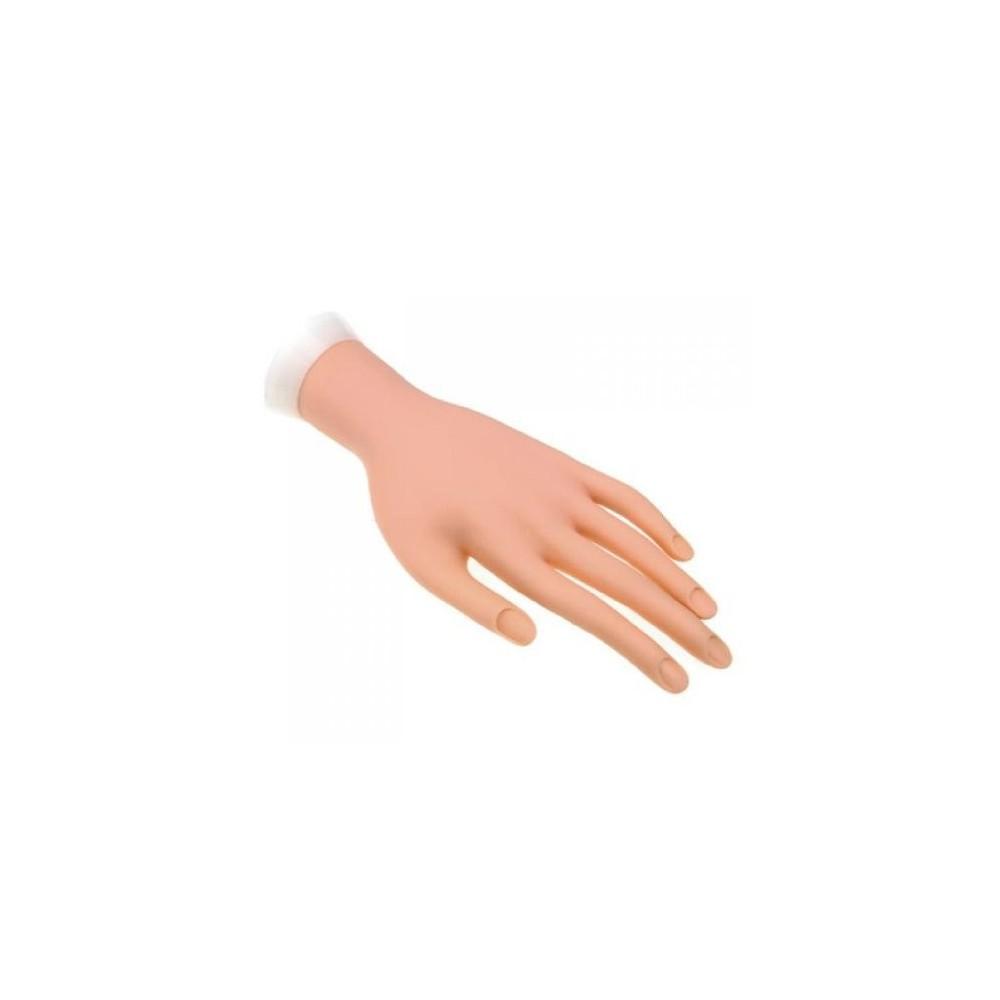 Main d'entrainement manucure - gel UV