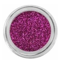 Boite de Paillettes - violette