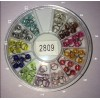Piercing ongles boules 2809