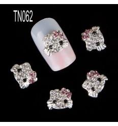 Bijoux pour ongles Hello Kitty