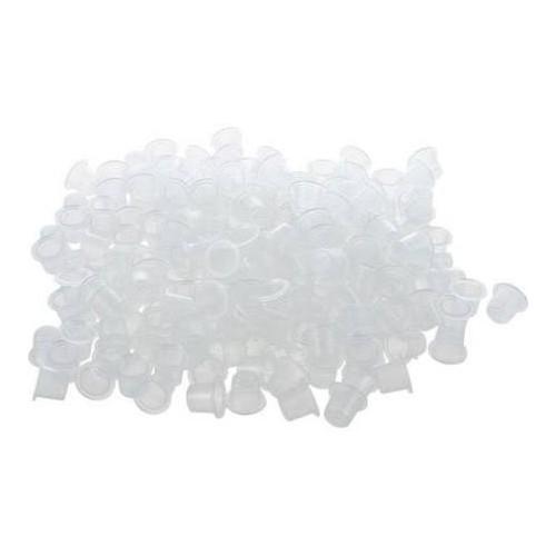 Godets plastique x10