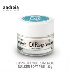POUDRE DIPping ANDREIA – Construction SOFT PINK 30G