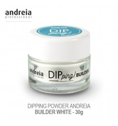 POUDRE DIPping ANDREIA – Construction WHITE 30G