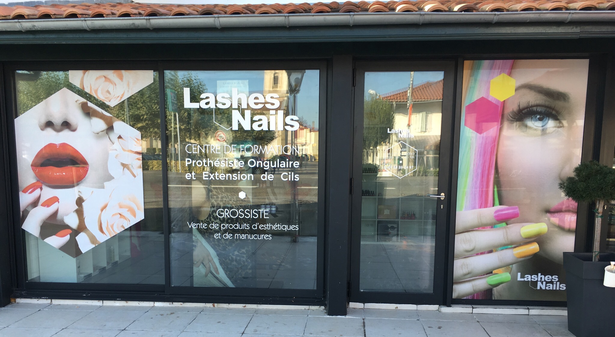 Lashes & Nails magasin